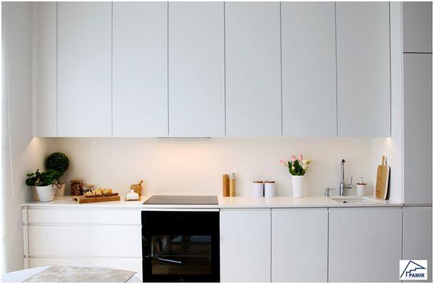 Biała kuchnia – minimalizm i elegancja